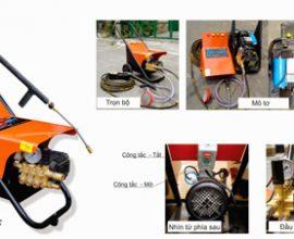 7 lý do nên chọn máy rửa xe cao áp P22-1508BTF
