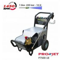 Máy phun rửa áp lực cao Projet P7500-18