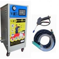 Máy làm sạch hơi nước nóng V-Jet Steammer 18E