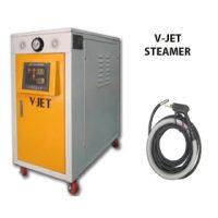 Máy làm sạch hơi nước nóng V-JET Steammer 24E