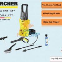 Máy phun rửa áp lực cao Karcher K2 Car