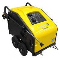 Máy phun rửa cao áp Lavor Torrens 1515 hơi nước nóng lạnh chạy dầu diesel