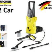 Máy phun áp lực Karcher K2 EU+Car kit