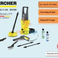 Máy phun rửa áp lực cao Karcher K 2 Car & Home T150