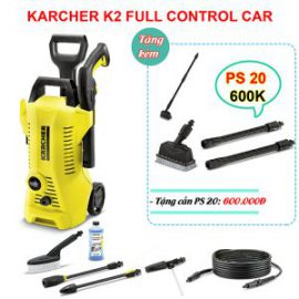Máy phun áp lực Karcher K2 Full Control Car (1.673-408.0)