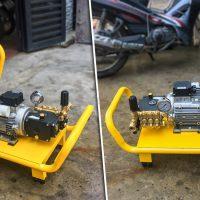 Máy phun xịt rửa xe áp lực cao Urali AR U22-1408