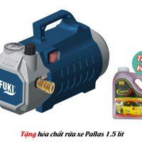 Máy phun xịt rửa xe cao áp Fuki F20 Plus 2500W (điều chỉnh áp)